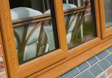 Triple Glazed Oak Windows