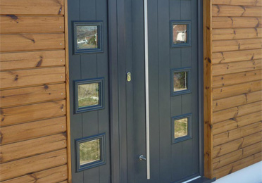 Timber Composite Door